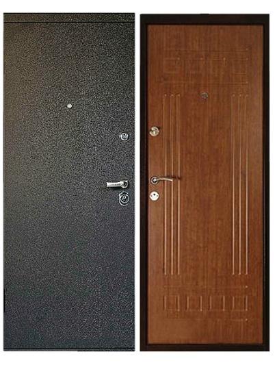 дверь входная металлическая 2050